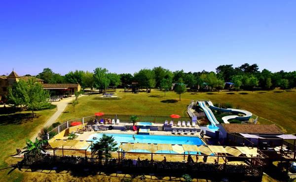 camping dordogne avec piscine couverte