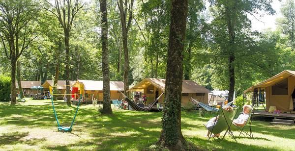 camping a la ferme dordogne