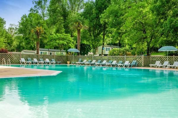 camping en dordogne avec piscine
